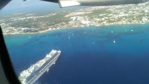 Landing on Grand
